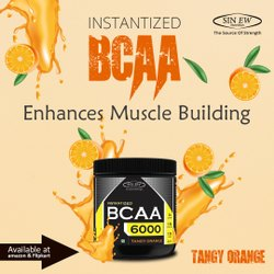 Sinew Nutrition BCAA, 400 g