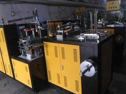 fully autometic pepar cup machine jp industries