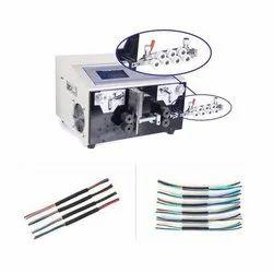 ST-HT2 10mm Multi Core Round Wire Cutting Stripping Machine
