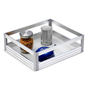 SS Modular Kitchen Plain Basket