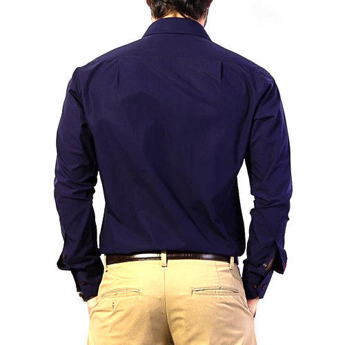 TextileId Full ShirtRs Plain PieceShyam 300 Cotton Men's wN8n0m