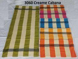 Cream Cabana Towel