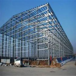 Industrial Building Construction Services, in Bhubaneswar