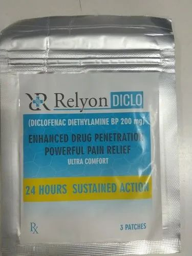 Relyon Diclo - Pain Relief Patch