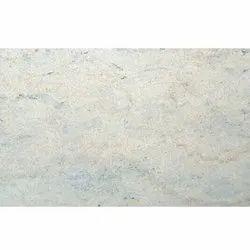 Polished Slab Ivory Fantasy Granite, For Flooring, Thickness: 15-20 mm