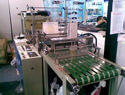 Bio Degradable Bag Making Machine