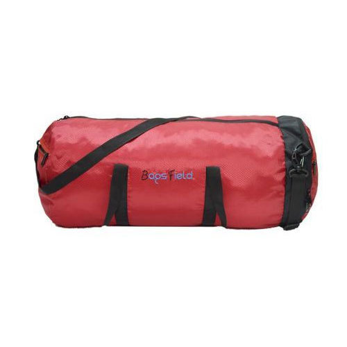 be9cfd1bc924 Bags Field Red And Black Plain Duffel Bag