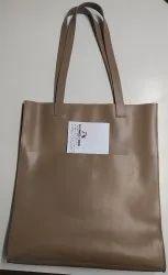 DK Plain Leather Bags