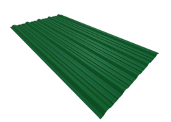 Multicolor Steel JSW Metal Roofing Sheet