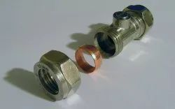 SS Compression Fitting, for Structure Pipe, Size: 3 inch-10 inch