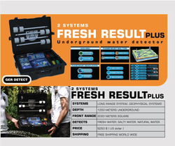 Fresh Result 2 Systems Plus Device