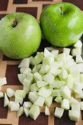 Natural Frozen Green Apple Pieces, Packaging Size: 1 Kg, Packaging Type: Packet