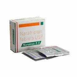 Naratripatan Tablets USP