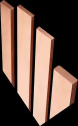Copper Bonded Strips, Size: 3 - 12 M (length), Thickness: 3 - 15 Mm