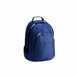 Plain Kids School Bag