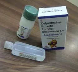 Cefpodoxime Proxetil 100 mg Dry Syrup with Water