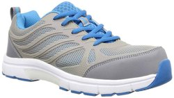 En Honeywell Shst00201 Lightweight Sporty Shoe Grey Blue S1, For Industrial