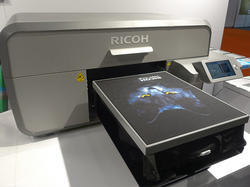 RICOH 3000/6000 - DTG PRINTING MACHINE
