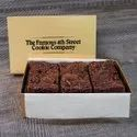 Luxury Brownie Box in custom Color Design