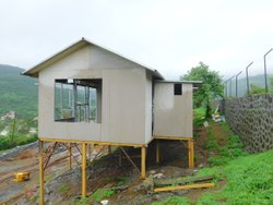 Prefabricated Farm House
