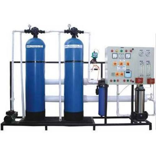 RO Water Plant, For Industrial, Automation Grade: Automatic