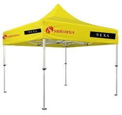 Outdoor Tent with Print