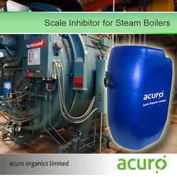 Scale Inhibitor for Steam Boilers
