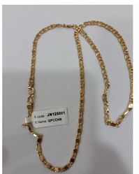 Gold Plated Sterling Chain