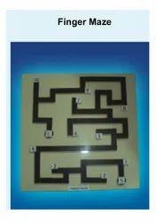 Finger Maze