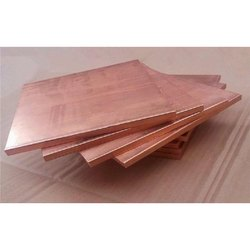 Square Copper Plate