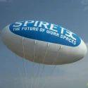 Spiret3C Advertisement Sky Balloon