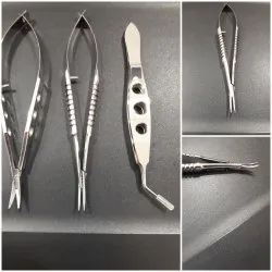McPherson Suture Tying Forcep