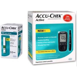 Accu Check Active Test Strips