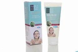 Solslic  Face Wash
