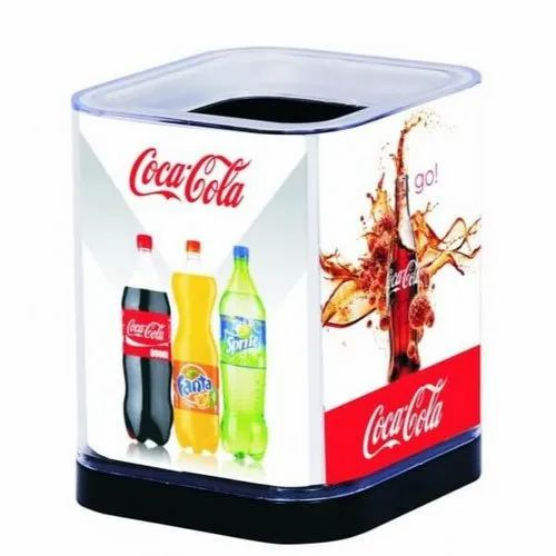Coca Cola Promotional Pen Stand