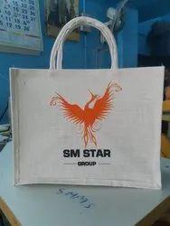 Corporate Event Jute Bag