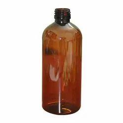 1000 mL Amber PET Bottle