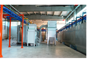 Metal Powder Coating Plant