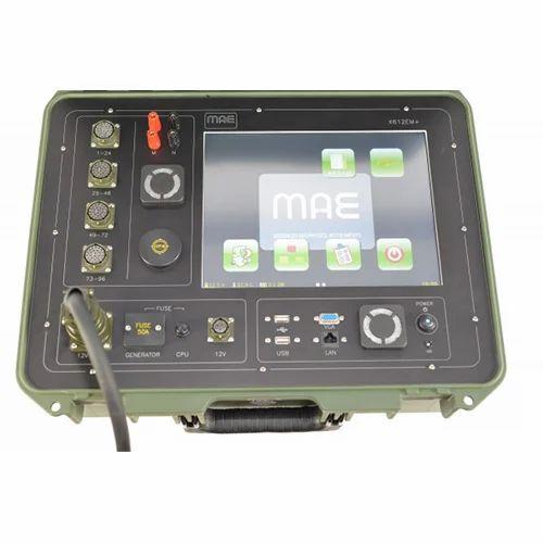 Resistivity Imaging System ERT