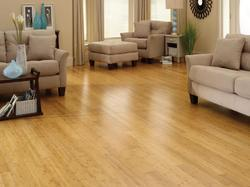 8.3 mm Sharper Laminated Wooden Flooring Services