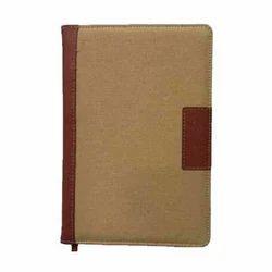 Kraft A5 Diary Adhesive Bound