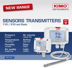 Kimo Make CP 110 Pressure Transmitter