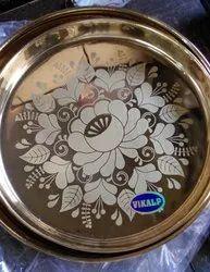 Copper Thali