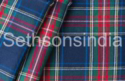 Multicolor Seth Sons India Tweed Fabric, for Dress