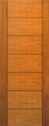 Both Side Teak Door