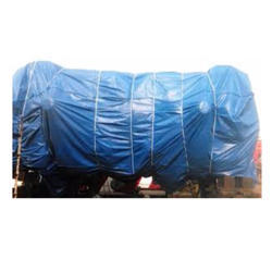 Blue HDPE Tarpaulin Cover, For Industrial
