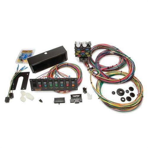 pro chassis wiring harness, 24 - 48 vdc