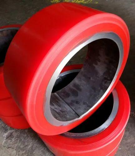 Welding Rotator Wheels