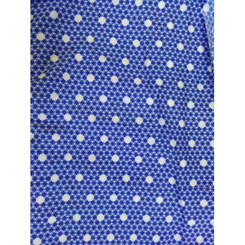 Polyester American Crepe Printed Fabric