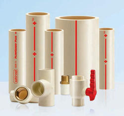 Round Plumbing Pipes And Fittings